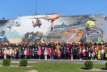 Zdjęcie grupowe Rescue Days UA